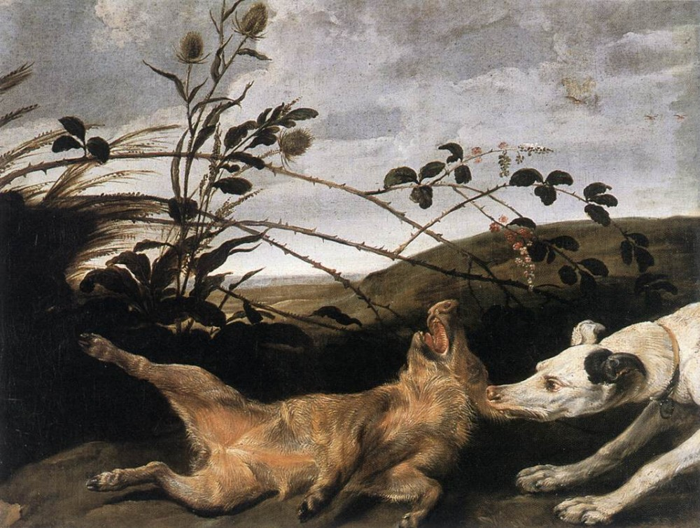 Frans_Snyders_-_Greyhound_Catching_a_Young_Wild_Boar_-_WGA21540.jpg
