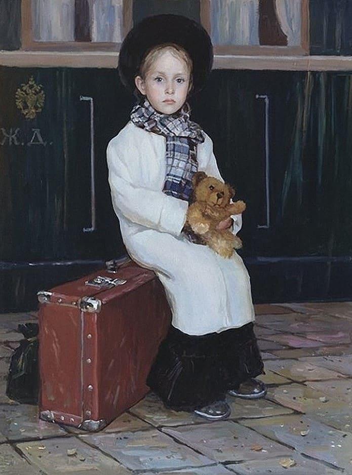 xudozhniki Konstantin Miroshnik i Natalja Kurguzova Miroshnik 18