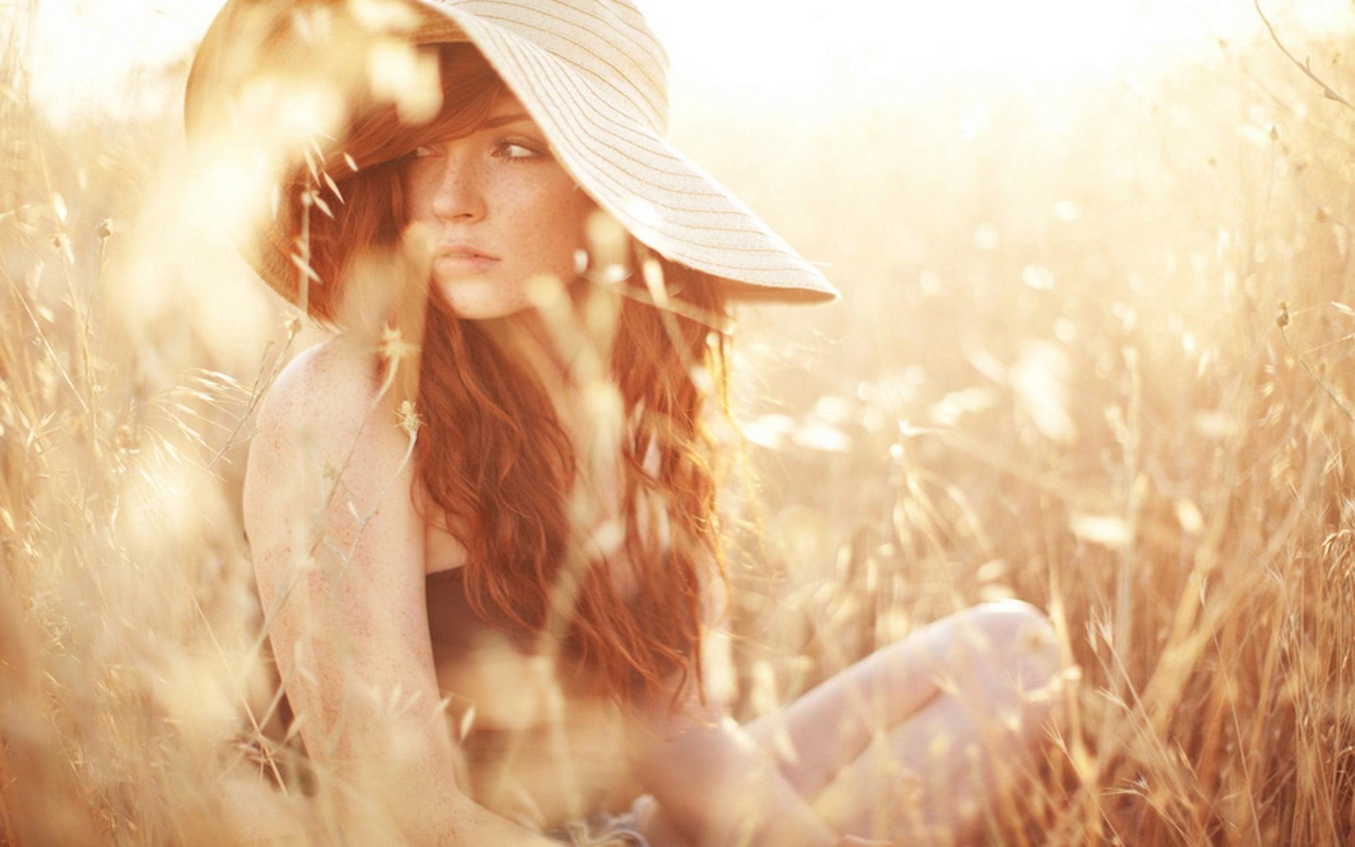 women redhead freckles women outdoors wallpaper 8291f2c04d863e3b9a78e205a05869d2
