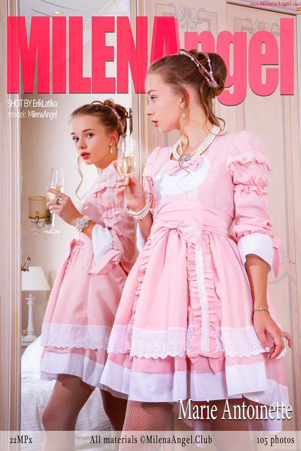 Milena - Marie Antoinette  (17 Feb, 2020)