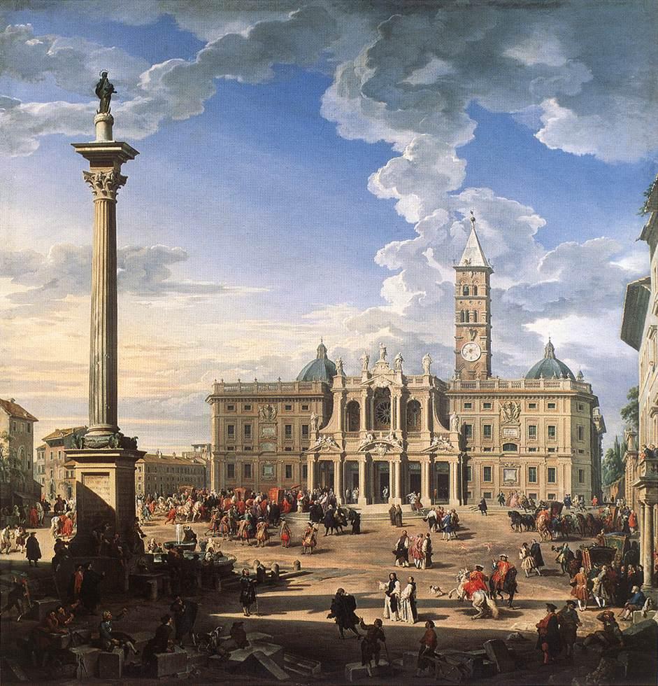 Giovanni_Paolo_Pannini_-_The_Piazza_and_Church_of_Santa_Maria_Maggiore.jpg